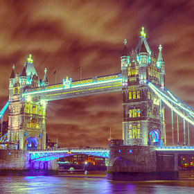 The Tower Bridge by Luca Marchesin (mastromarke)) on 500px.com