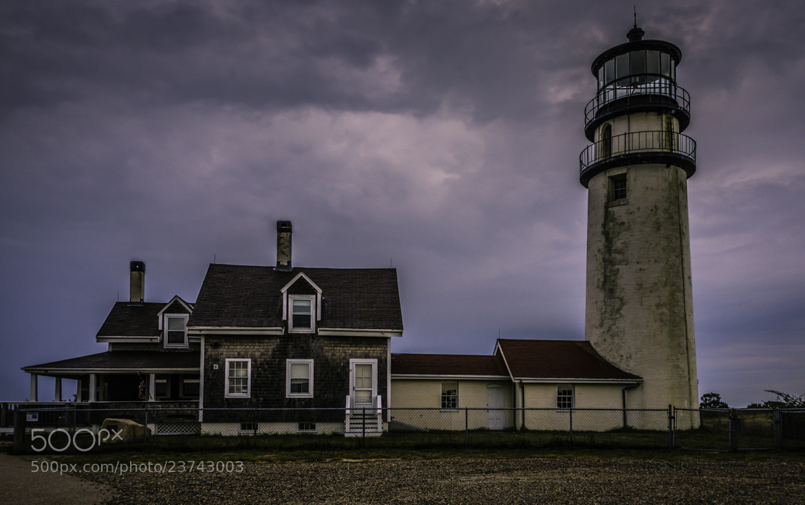 Photograph The Cape Cod Highland Light by Todd Leckie on 500px