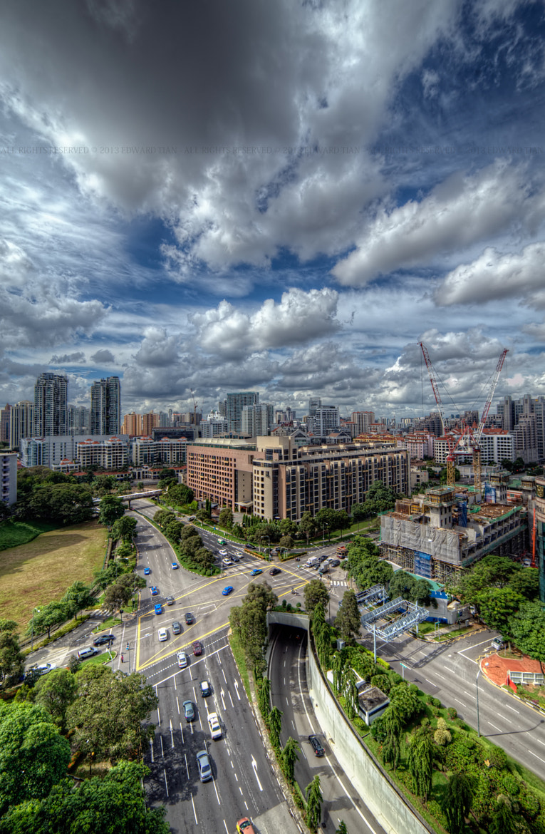 Photograph Chin Swee Junction by Edward Tian on 500px