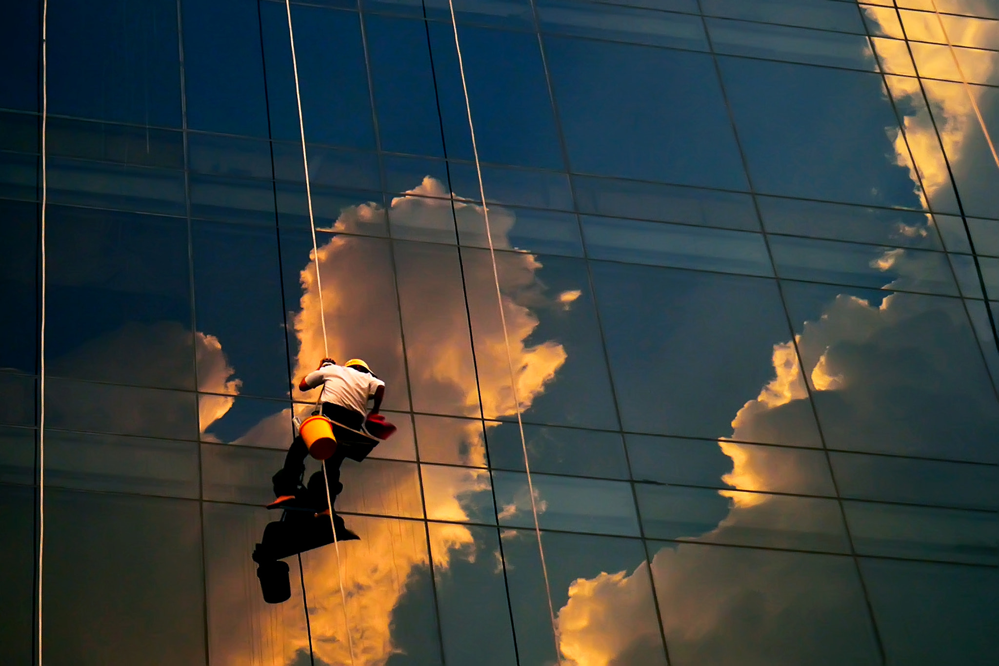 Photograph Cleaning the cloudy by Duc Vien on 500px
