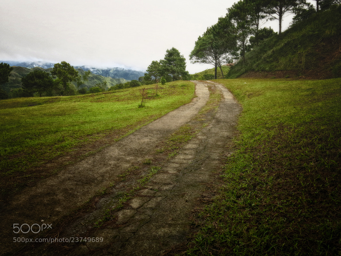 Photograph The Road by Junel Mujar on 500px