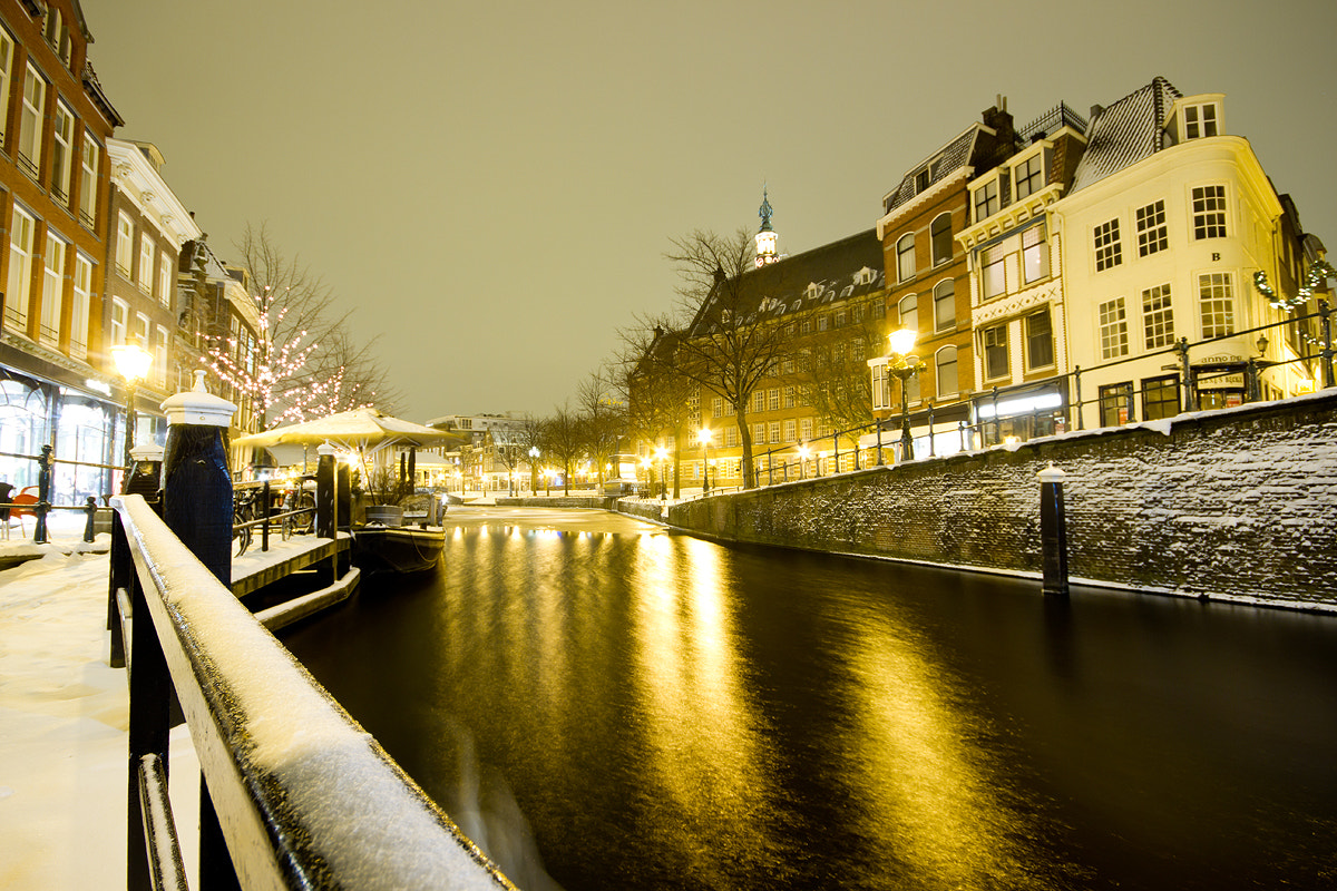 Photograph Leiden and the old Rhine by Wesley Guijt on 500px