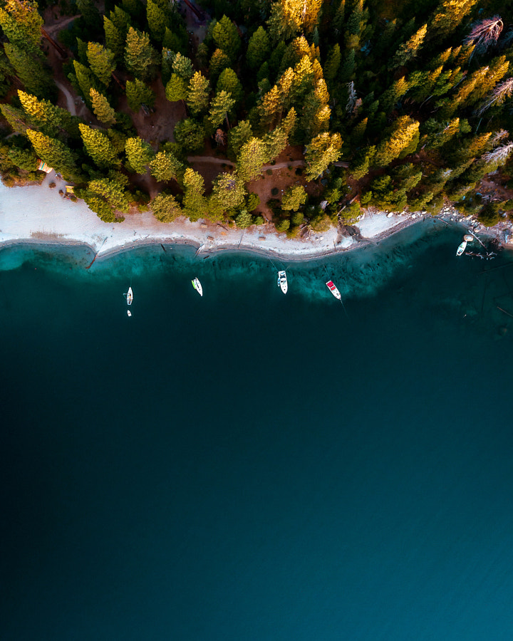 Aerial view of Tahoe by Oscar Nilsson on 500px.com