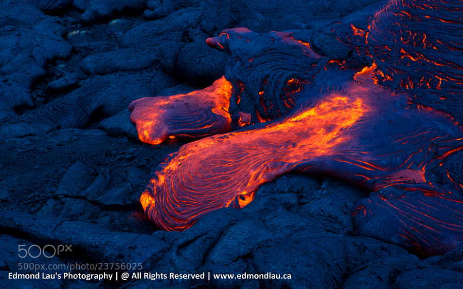 Lava (2) - Close up by Edmond Lau (elau)) on 500px.com