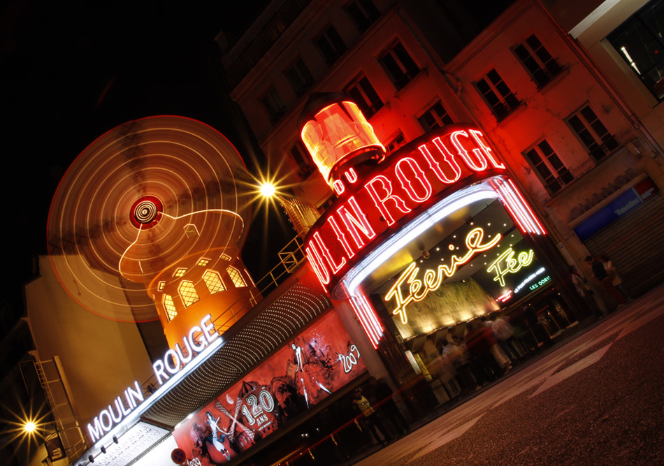 Photograph Moulin Rouge by Marco Gaspar on 500px