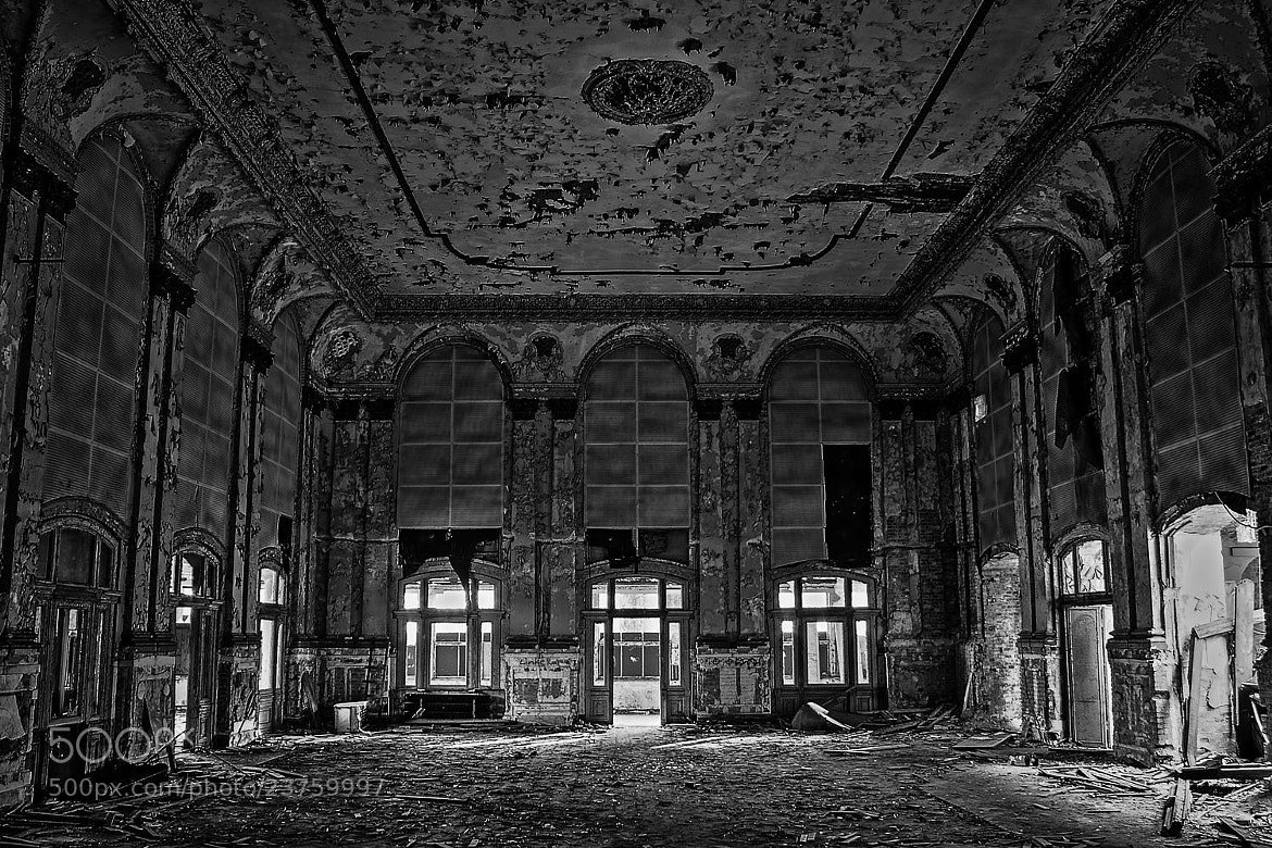Photograph Theatre Hall by Matthias Photography on 500px