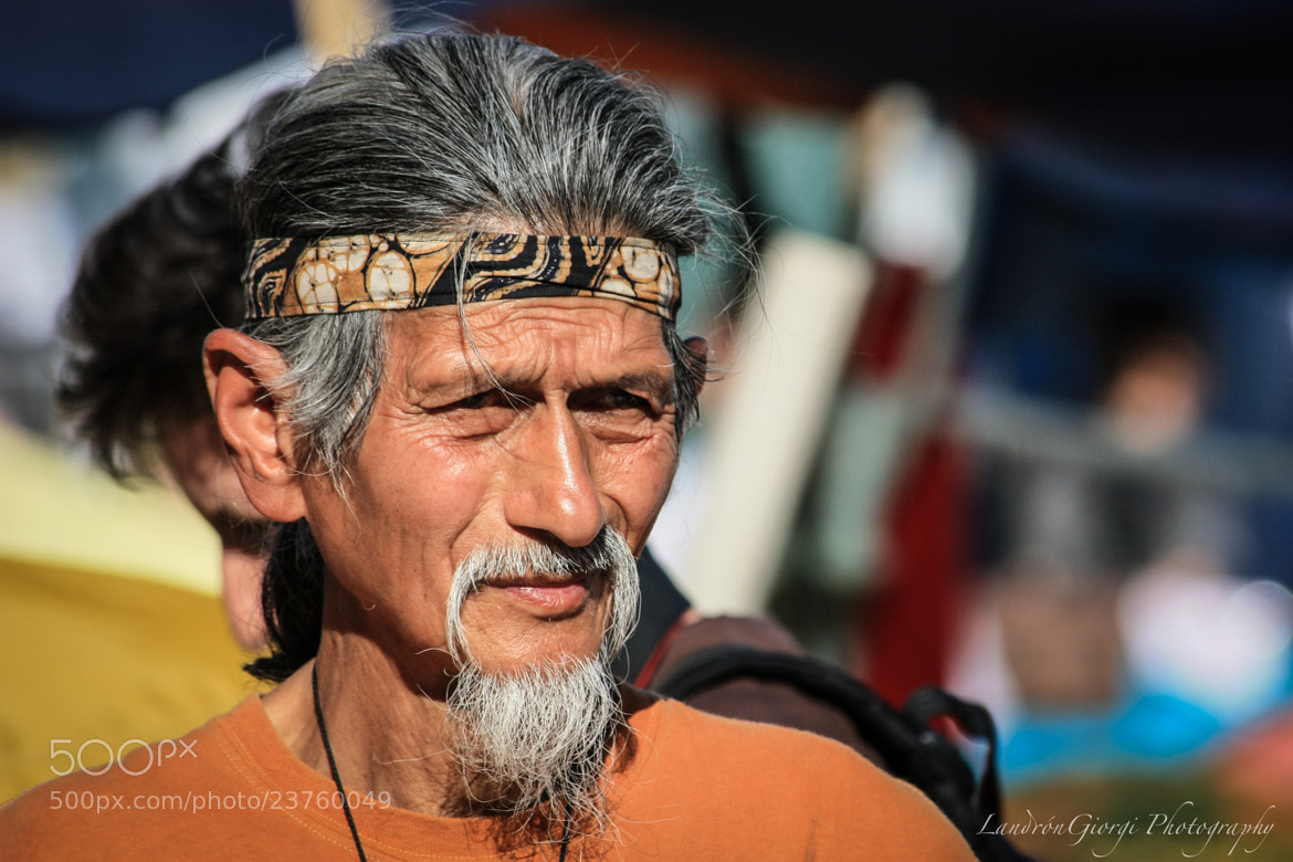 Photograph The Spaniard Indian by Ivan Landron on 500px