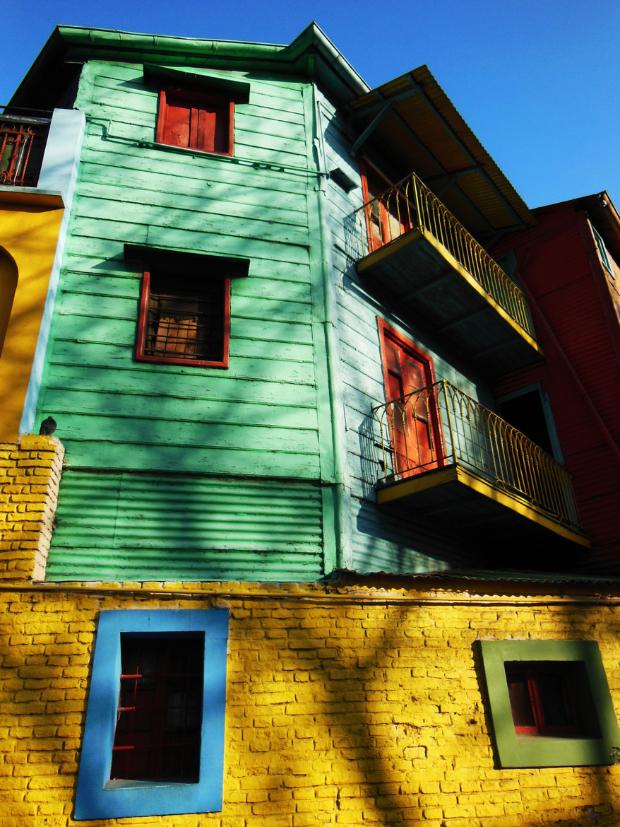 Photograph La Boca, Buenos Aires, Argentina.  by Samantha  Jenkins  on 500px