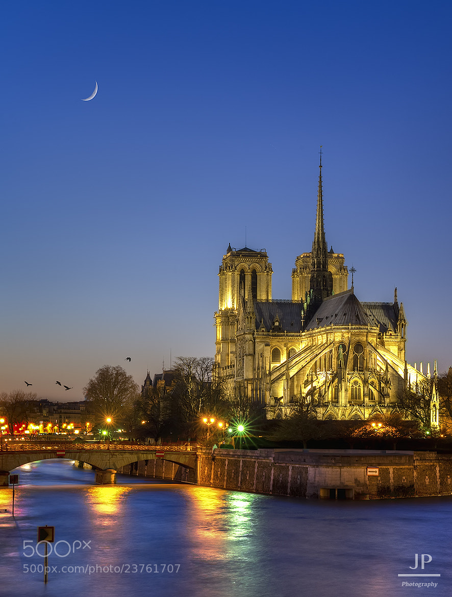 Photograph Notre Dame, Paris by JP Photography on 500px