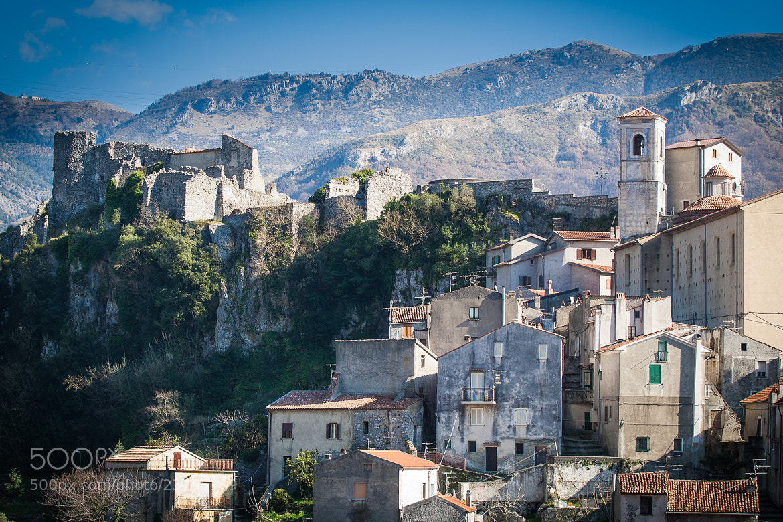 Photograph Papasidero, Italy by Michael Backes on 500px