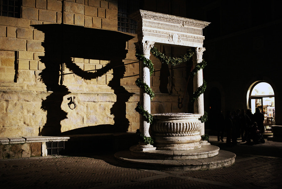 Photograph the shadow of the well by Bruno Panieri on 500px