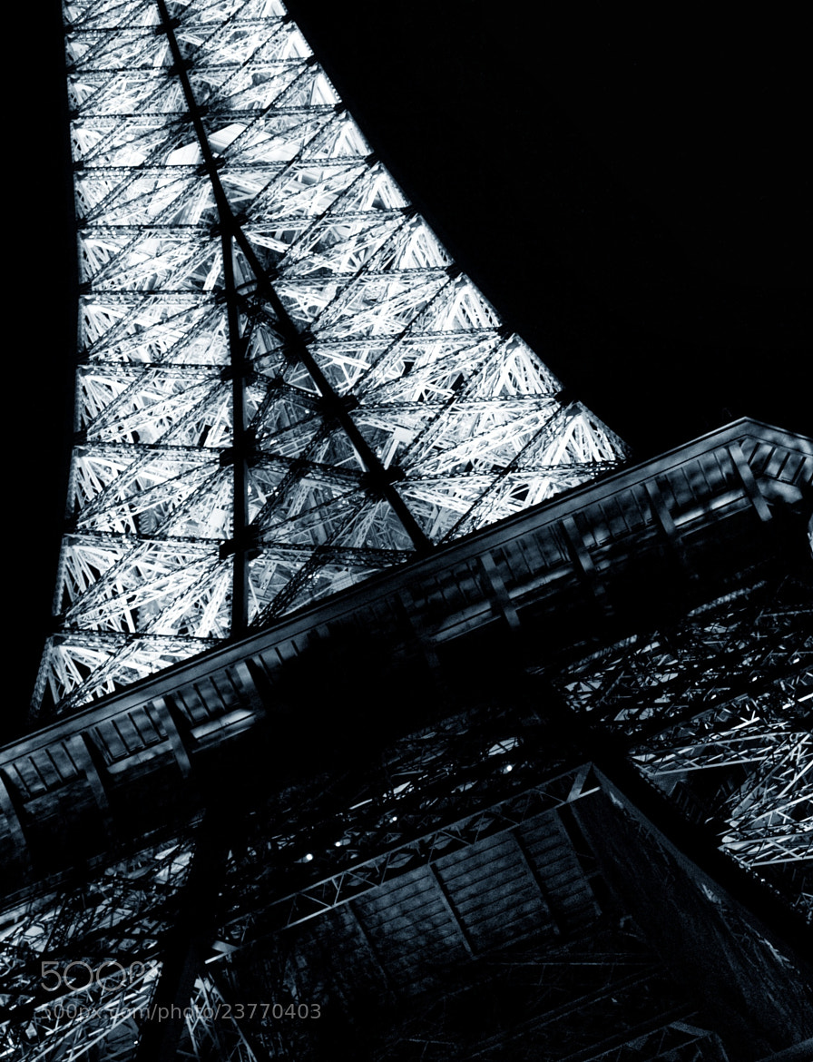 Photograph Eiffel tower  by Samu András on 500px
