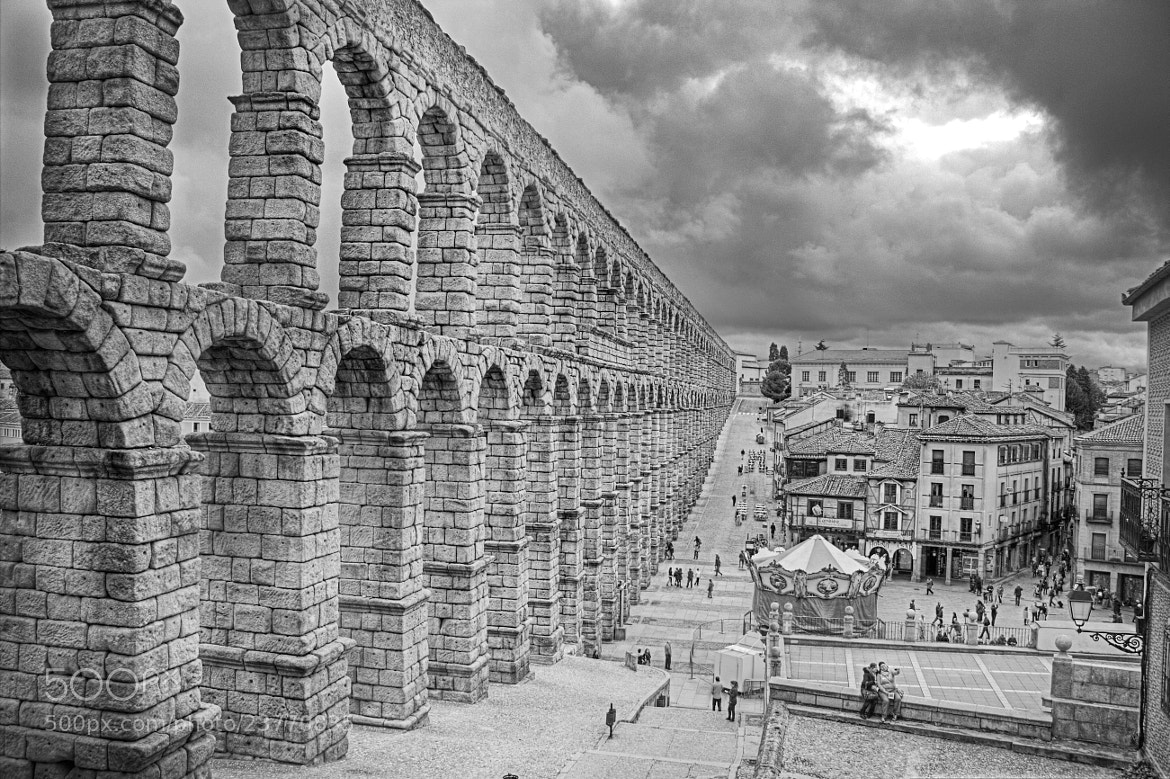 Photograph Acueducto de Segovia by Rocko Flores on 500px