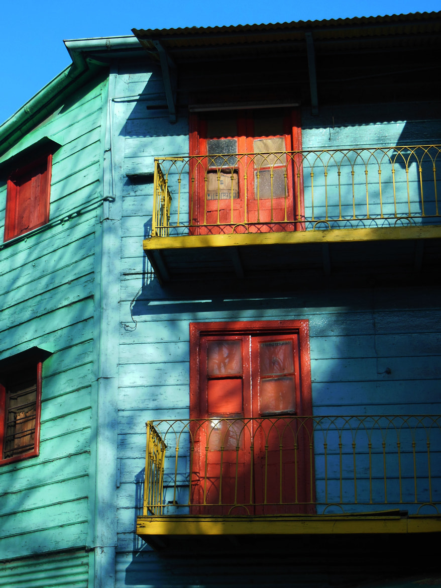 Photograph La Boca, Buenos Aires, Argentina  by Samantha  Jenkins  on 500px