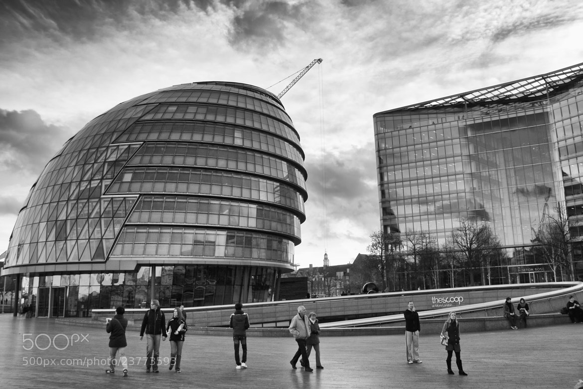 Photograph London City Hall by Spiros Christodoulou on 500px