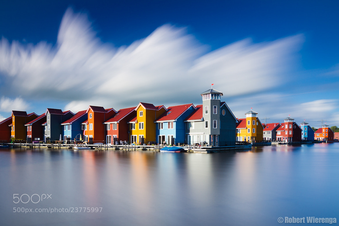 Photograph Reitdiephaven by robert wierenga on 500px