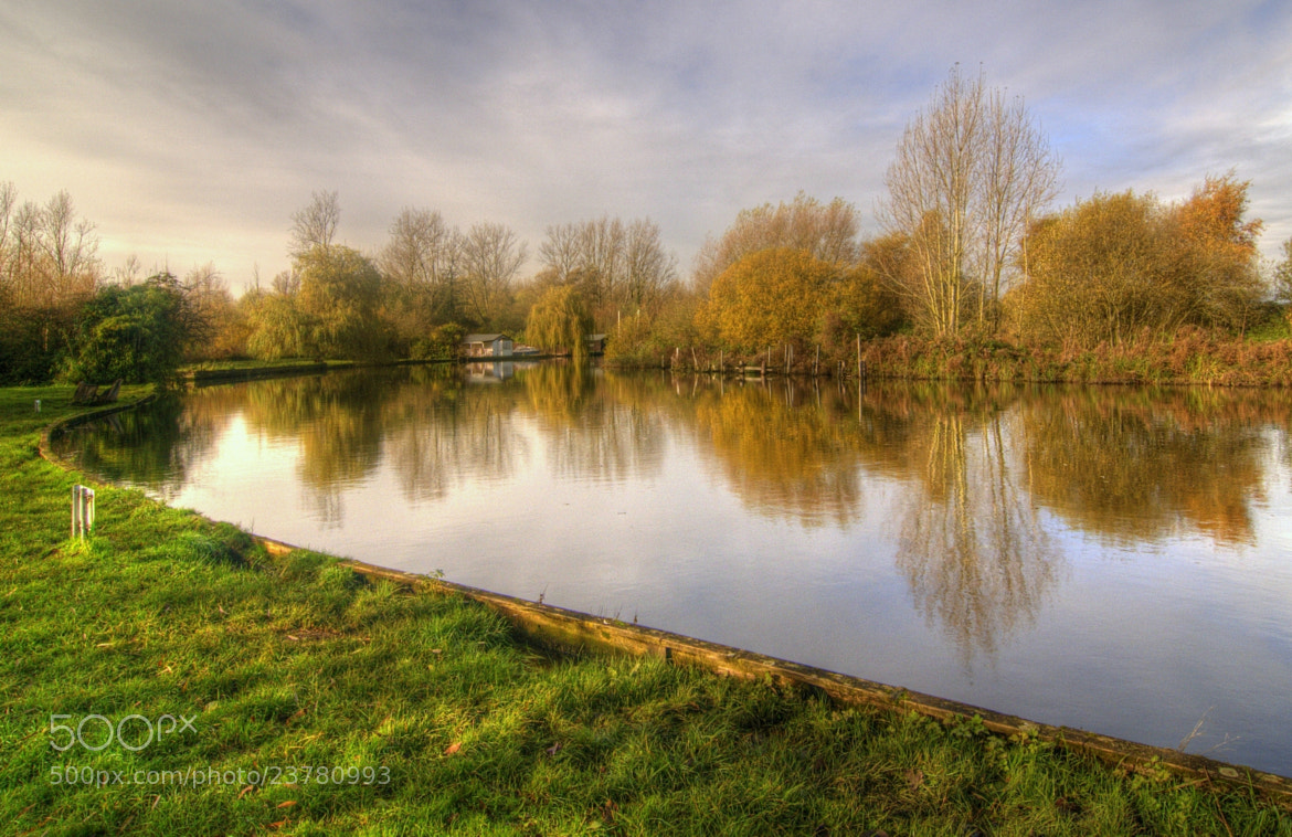Photograph Reflections, Beccles by Mike Baker on 500px