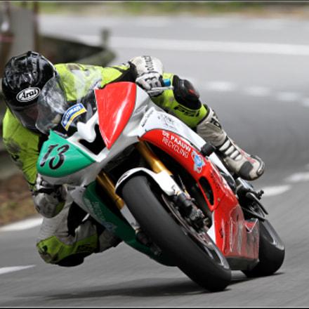 Antonio Imbrogiano Yamaha R6
