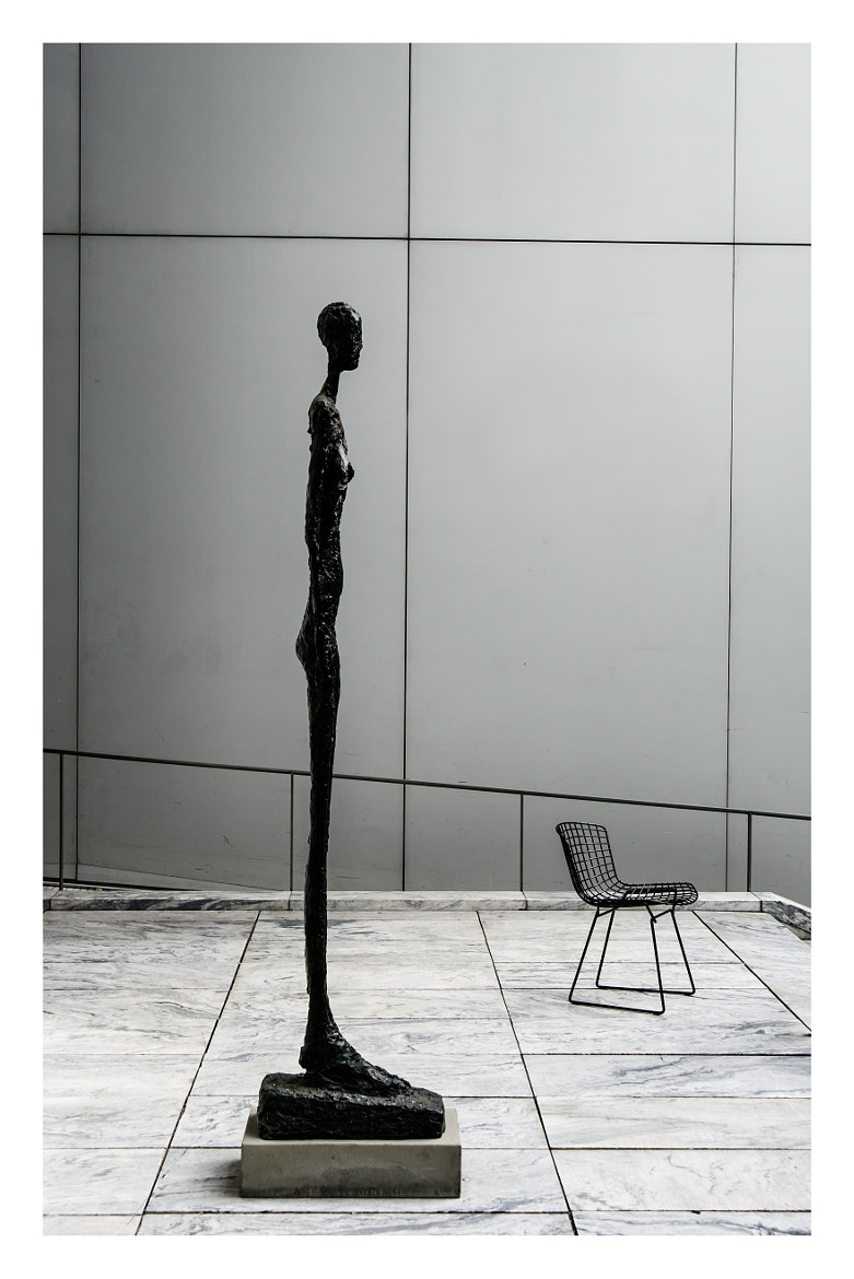 Photograph ReThinking Giacometti by Marco Margherita on 500px