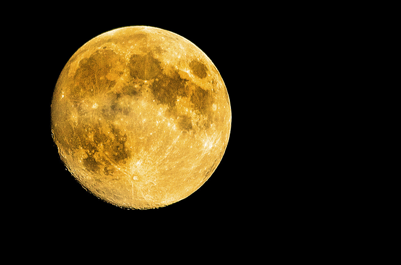 Photograph my full moon by Toma Stoica on 500px