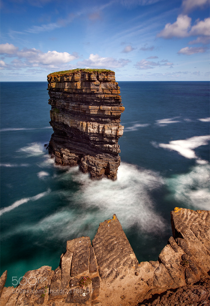Photograph Sea Stack by Stephen Emerson on 500px
