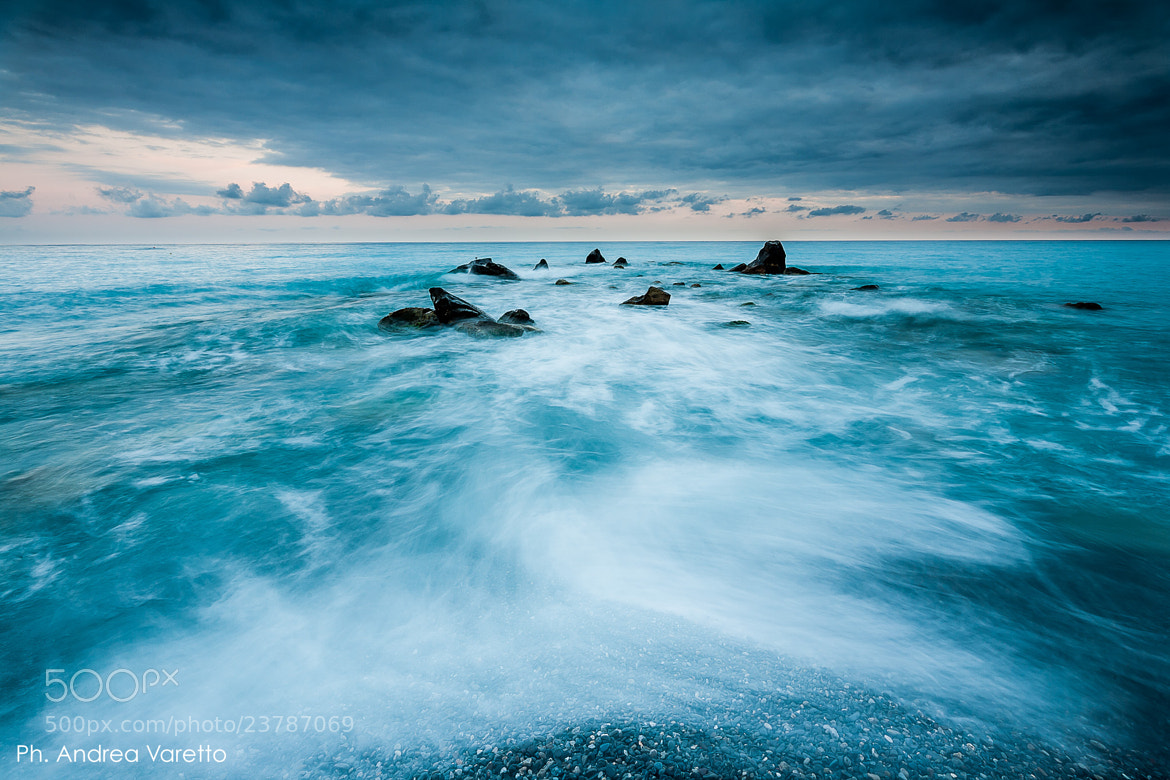 Photograph Waves by Andrea Varetto on 500px