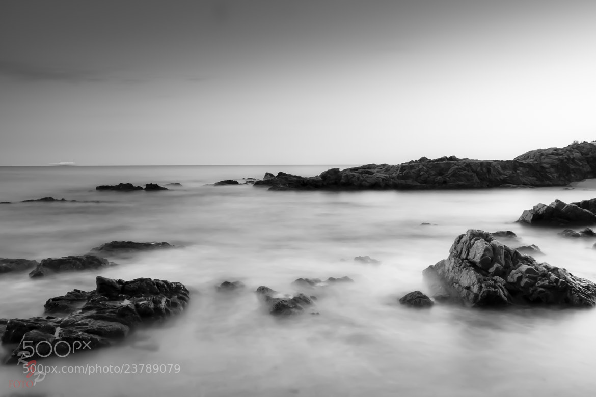 Photograph Black rocks by Ricard Zamora on 500px