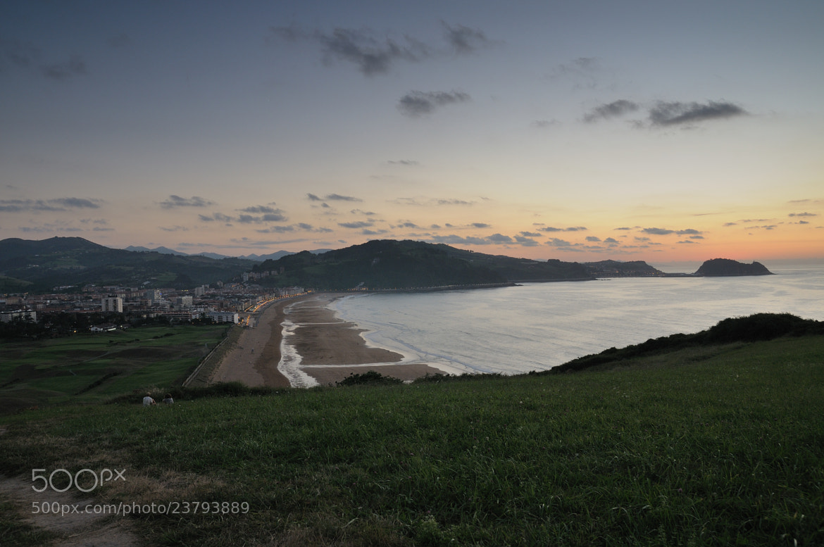 Photograph Zarautz by Lars Datema on 500px