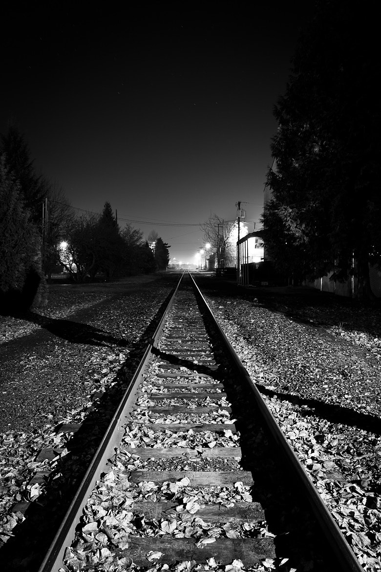 Photograph Night Tracks by Brian Pemberton on 500px