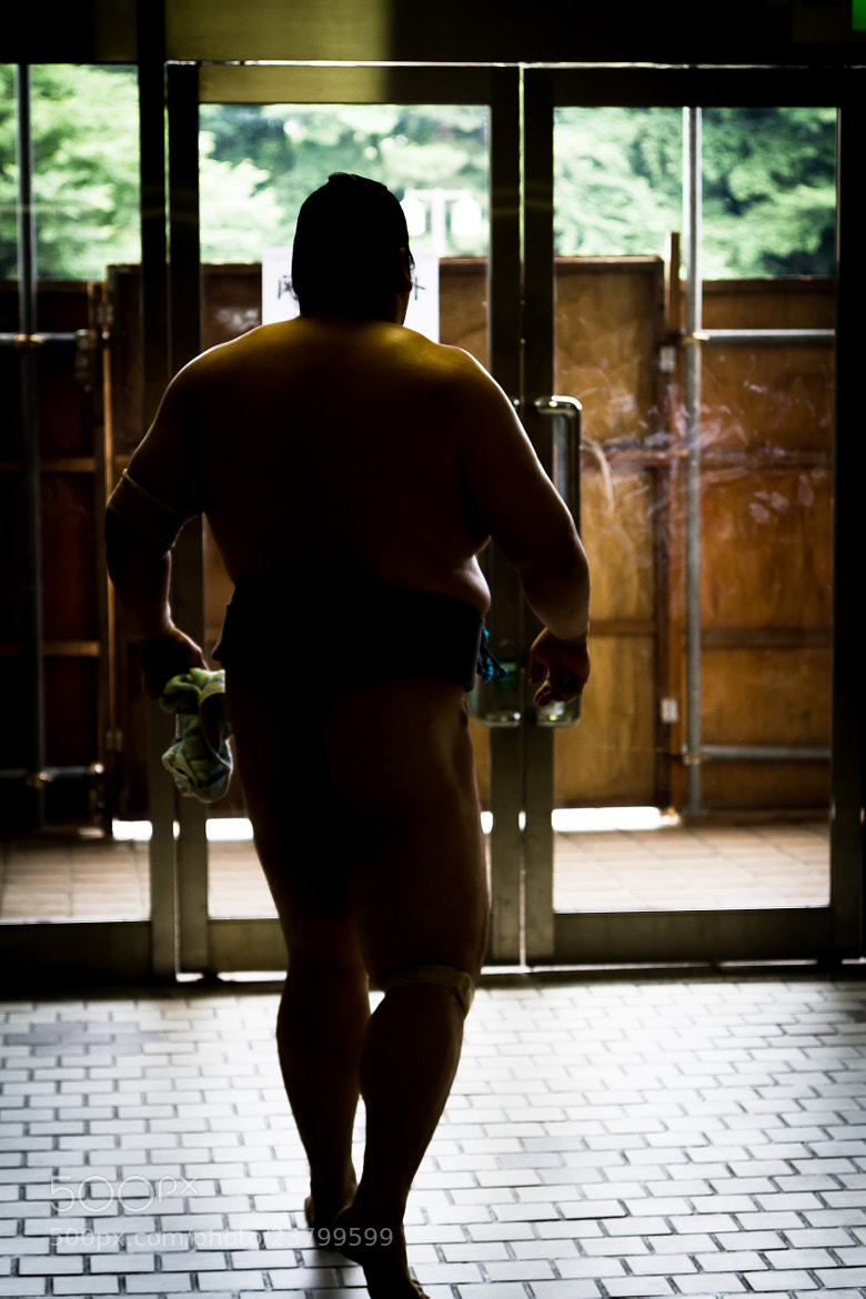 Photograph Wrestler by Eric Akaoka on 500px