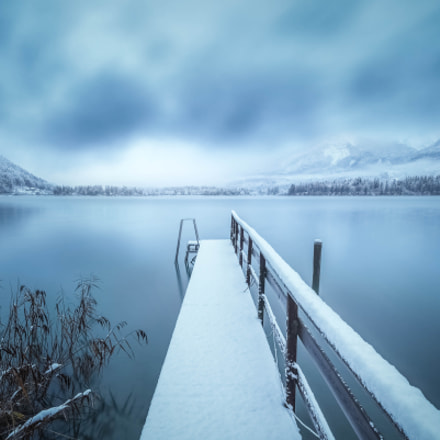 Winter Wonderland- Lake Faak (Austria)