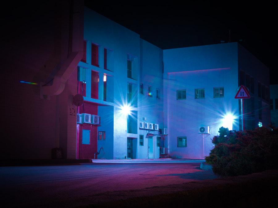 Blue purple night by Freddy Kedem on 500px.com