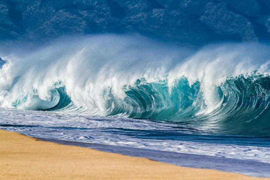 Majestic sea by Kelly Headrick on 500px.com