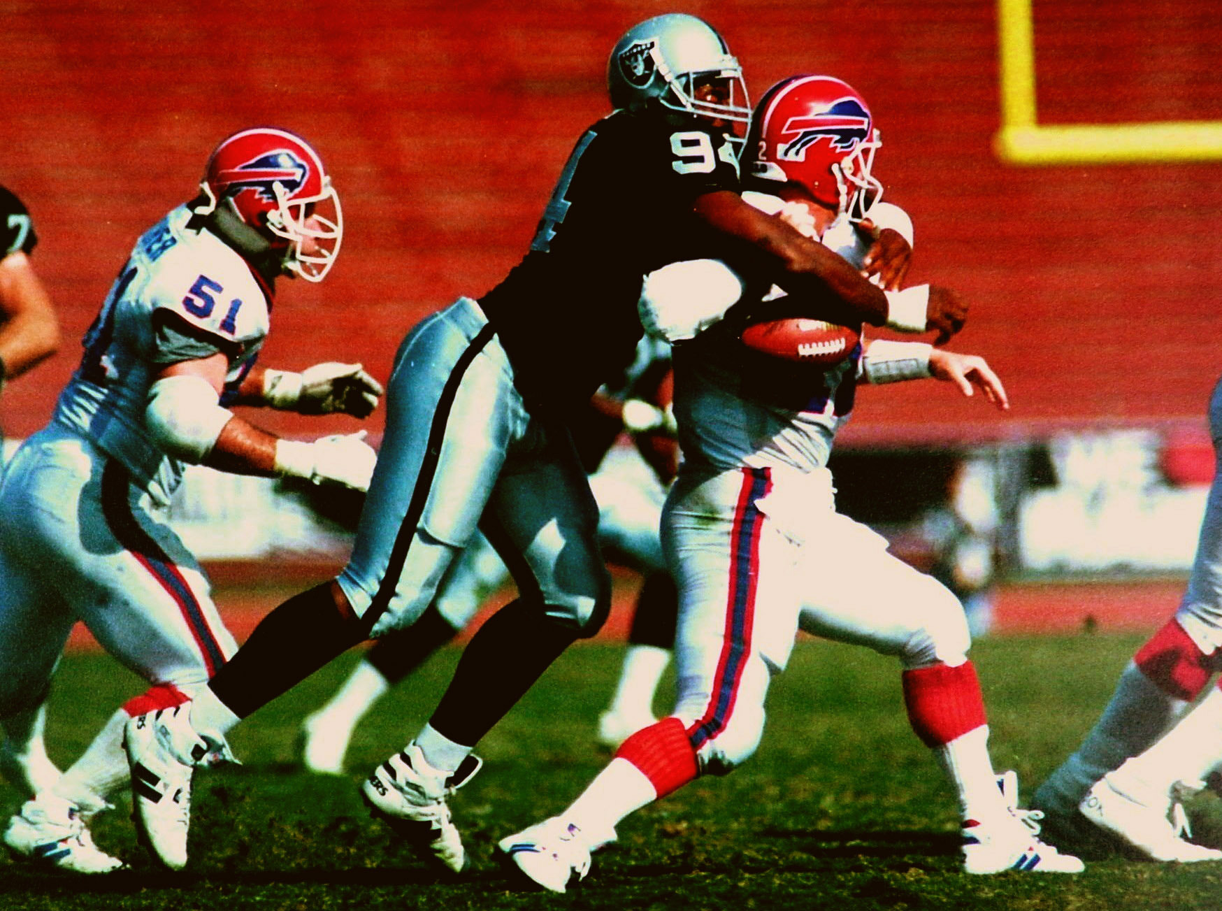 Photograph Anthony Smith Sacks Jim Kelly by Brent Lewis on 500px