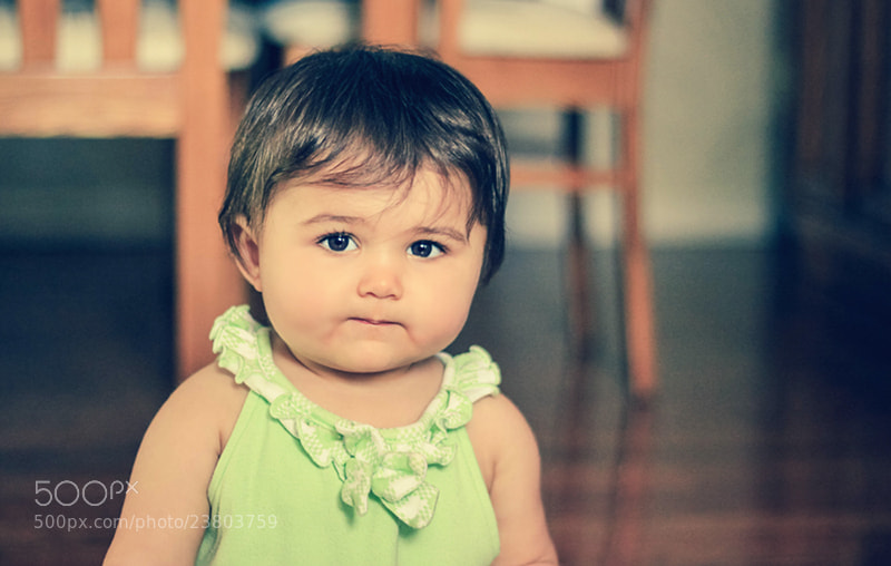 Photograph Sofia by Ivair Resendes on 500px