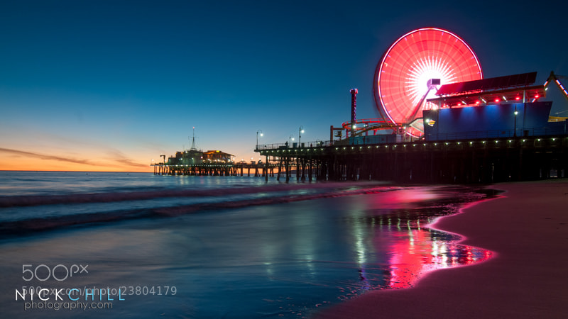 Photograph The Light Goes Round and Round by Nick Chill on 500px