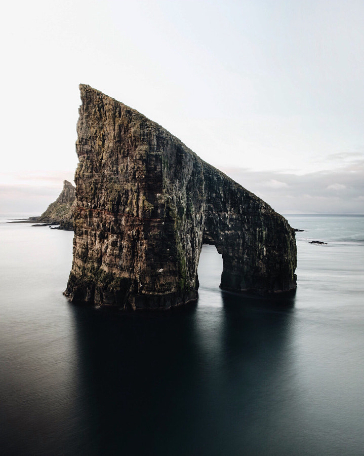 drangarnir. vagar. faroe islands. I can't believe  ... by Tanner Wendell Stewart on 500px.com