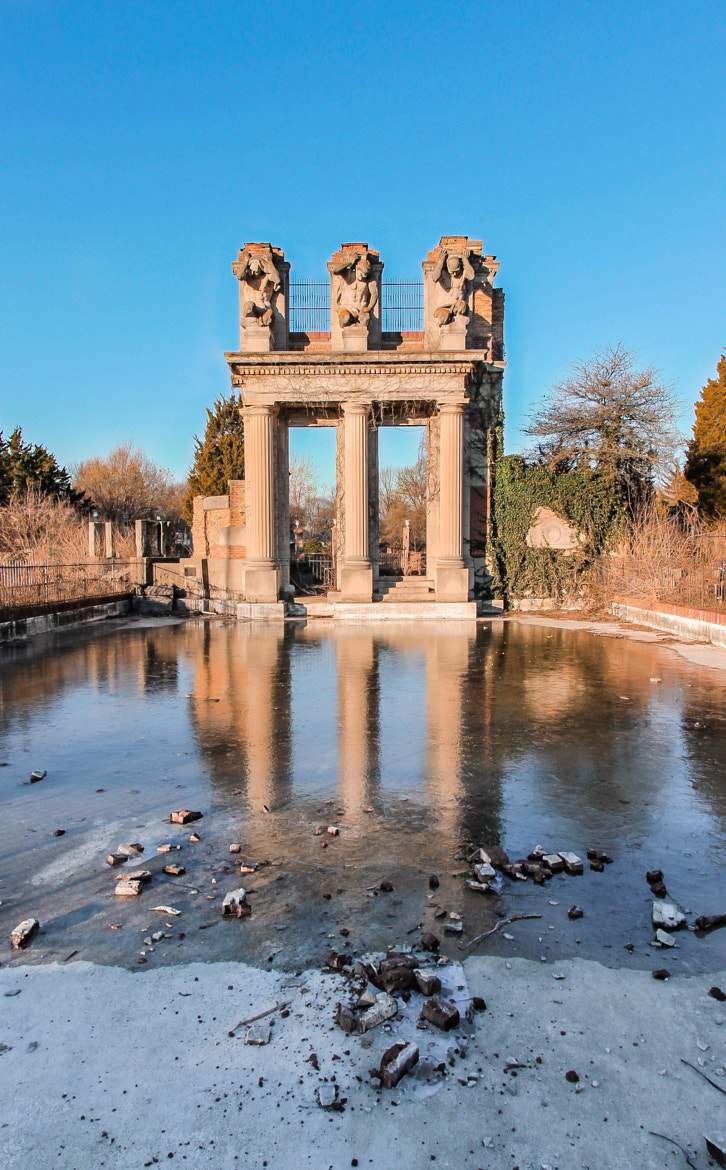 Photograph The Ruins by Andrew Griswold on 500px