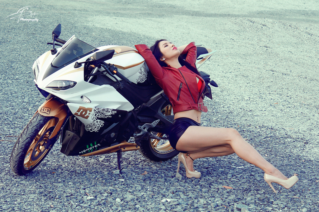 Photograph Motorrock  - Visitor 250 by QUAN Art on 500px