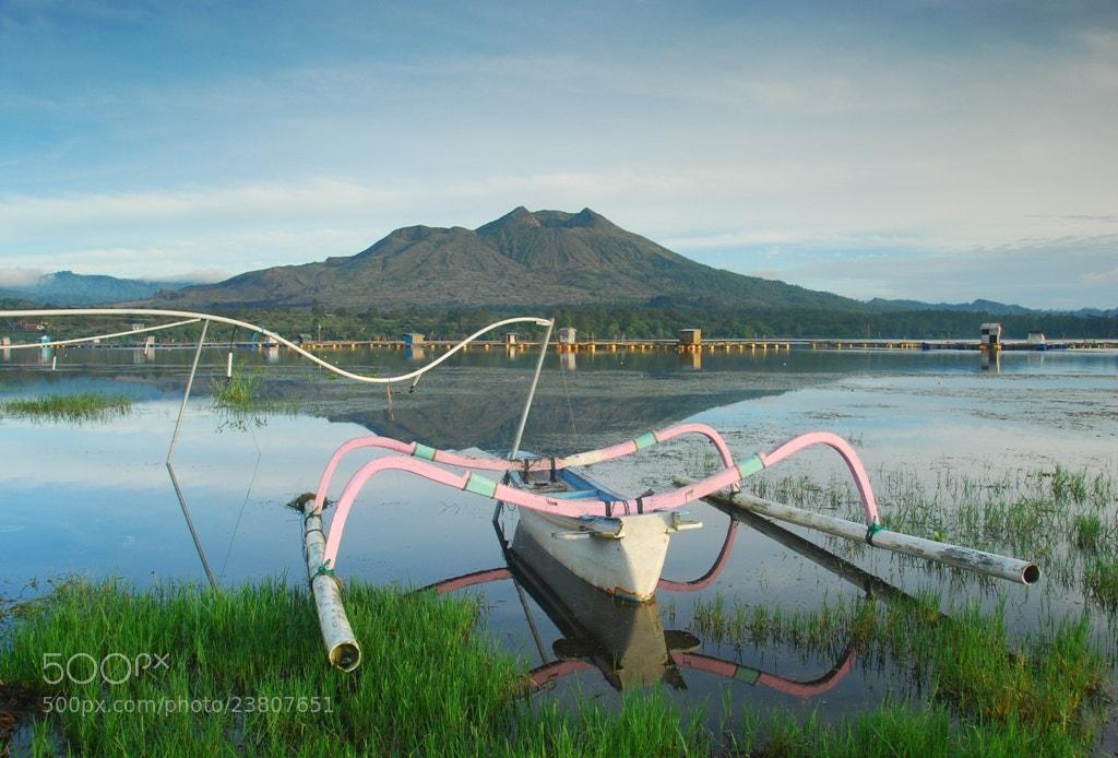 Photograph Dormant Volcano by Yande Ardana on 500px