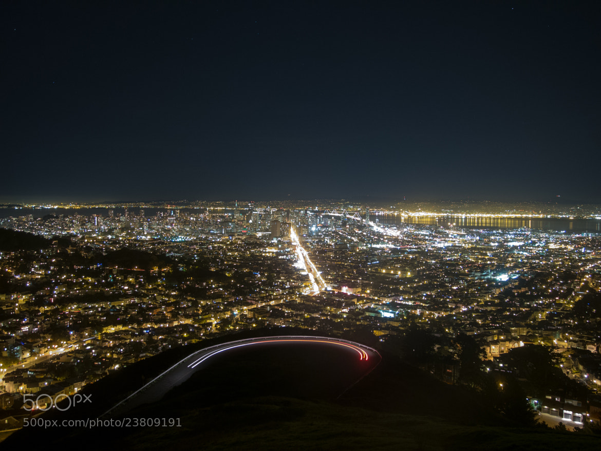Photograph The City by the Bay by Thiemo R on 500px