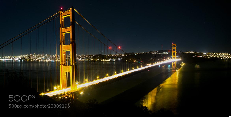 Photograph Golden Gate Bridge by Thiemo R on 500px