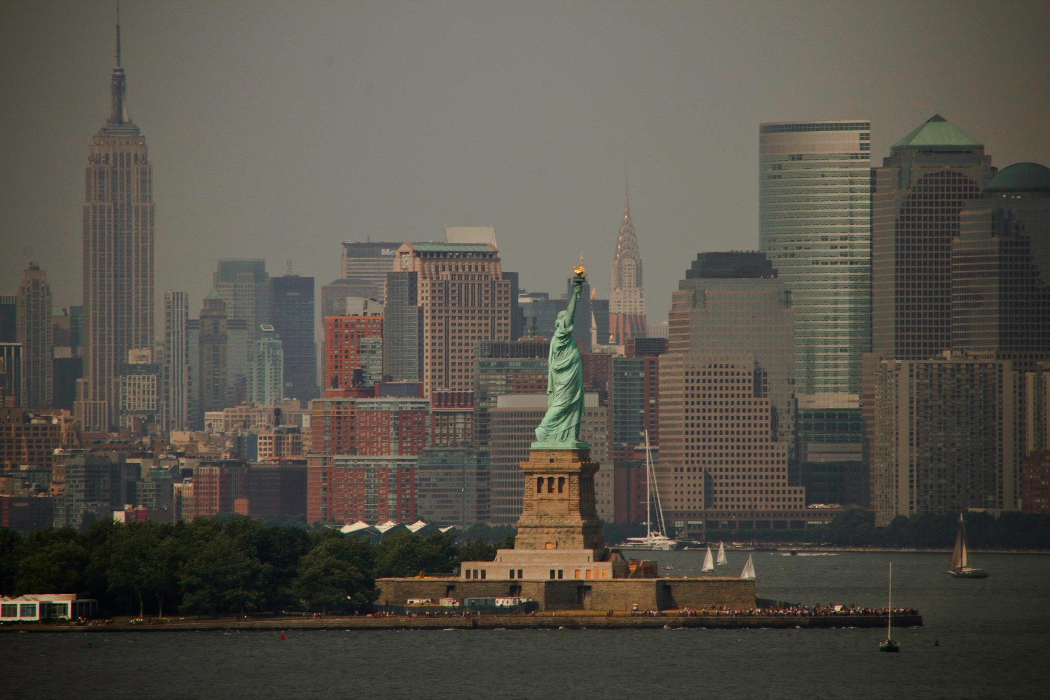Photograph Variations on the Statue of Liberty by Laura Lynch on 500px