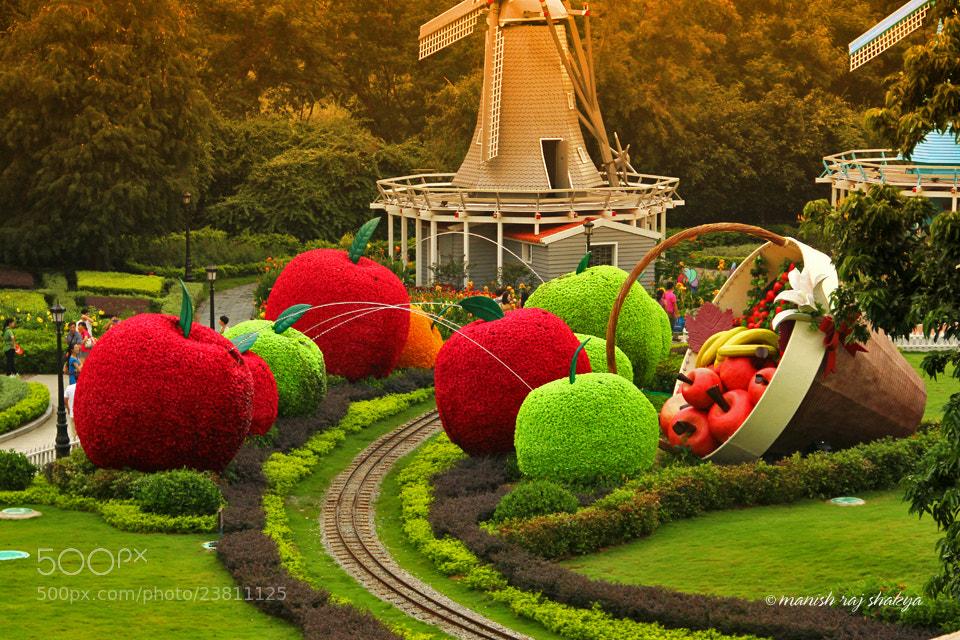 Photograph the fun park by Manish Shakya on 500px