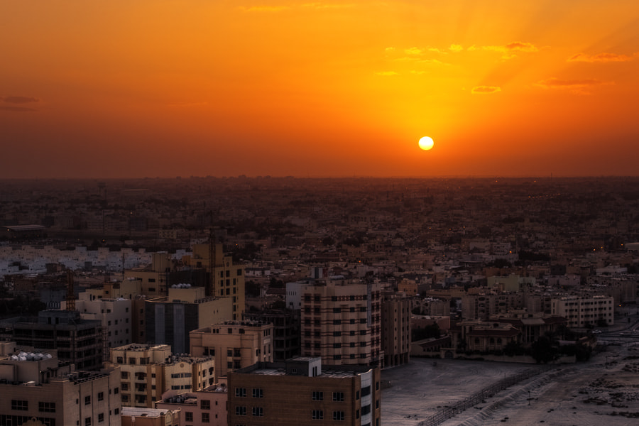 Photograph Arabian Sunset by Bruce Noronha on 500px