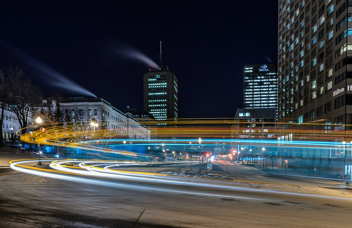Photograph Urban lights on the rock! by Michele Roy on 500px