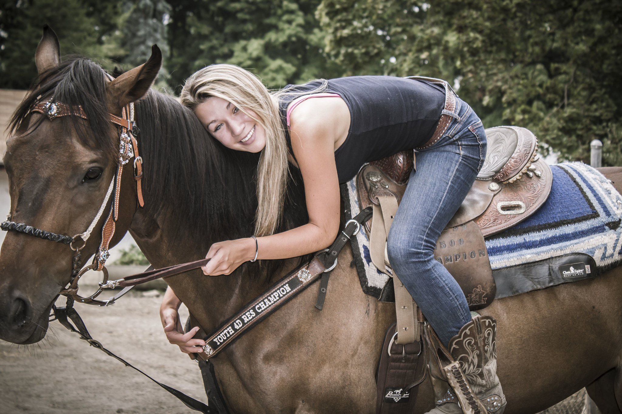 Photograph Horseback Riding by Laura Lynch on 500px
