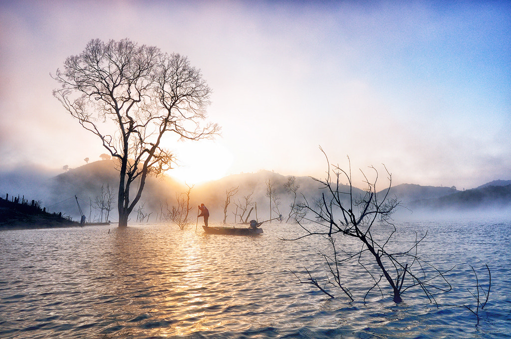 Photograph Nam Ka by Huynh PhucHau on 500px