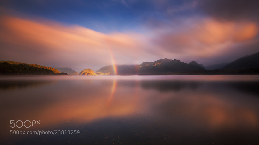 Photograph Rainbow's Birth by Dylan Toh  & Marianne Lim on 500px