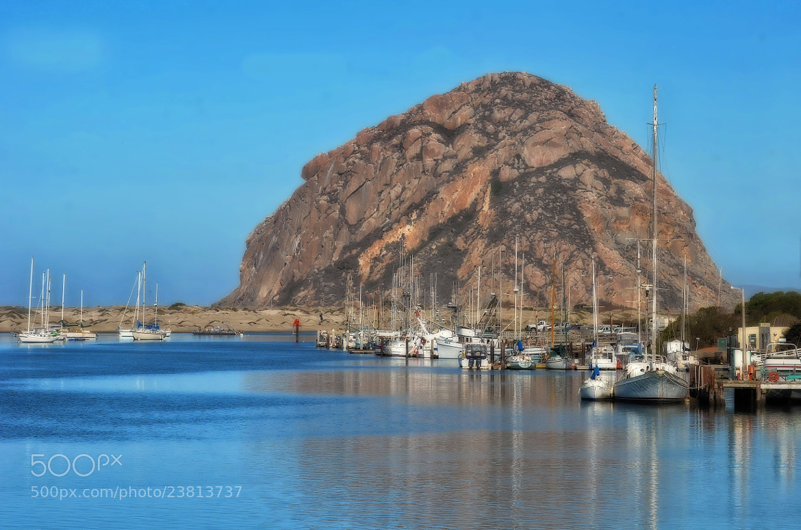 Photograph Morro Bay by Greg McLemore on 500px